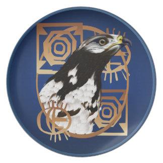 A Bird Of The Serengeti Plates