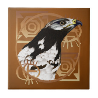 A Bird Of The Serengeti Tiles-Trivets Tile