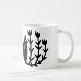 A Bird With A Hat Coffee Mug