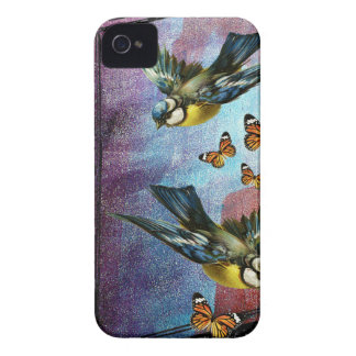 A BIRDWATCHERS GUIDEBOOK iPhone 4 COVER