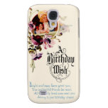 A Birthday Wish Samsung Galaxy S4 Case
