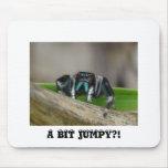 A Bit Jumpy?! Mouse Pad