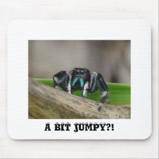 A Bit Jumpy Mousepads