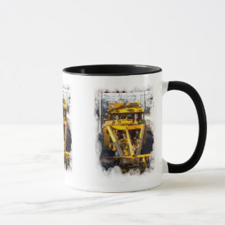 A bit of help from another machine mug