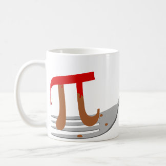 A Bite of Pi Mug