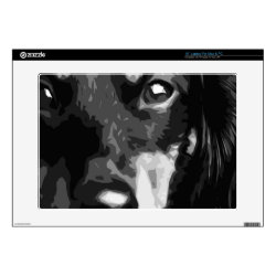 17' Laptop Skin for Mac & PC with Dachshund Phone Cases design