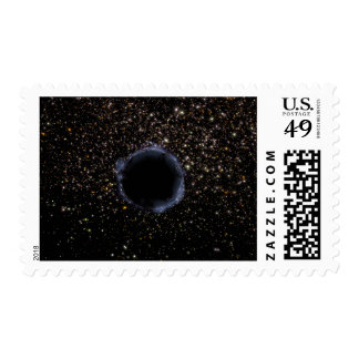 A Black Hole in a Globular Cluster Postage