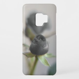 A black rose for your sweetheart ... Case-Mate samsung galaxy s9 case