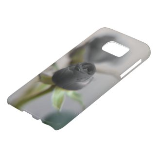 A black rose for your sweetheart ... samsung galaxy s7 case