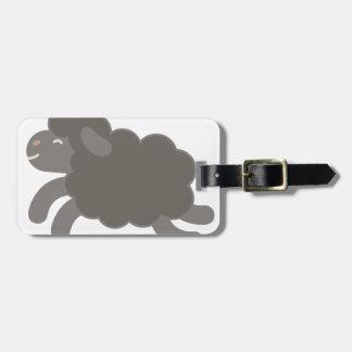 A Black Sheep Bag Tag