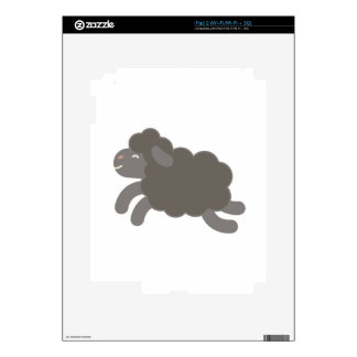 A Black Sheep Decals For The iPad 2