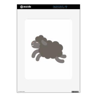 A Black Sheep iPad Decal