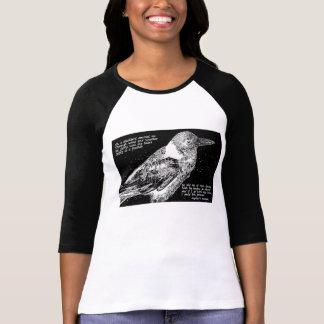 A Blackbird Courted Me Darkly T-Shirt