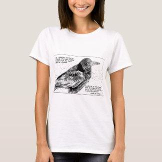 A Blackbird Courted Me T-Shirt