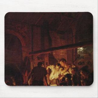 A Blacksmith's Shop, 1771 Mouse Pad