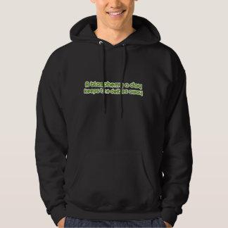 A blasphemy a day hoodie