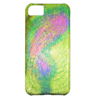 a blast of color glass cover for iPhone 5C