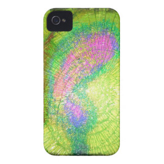 a blast of color glass iPhone 4 case