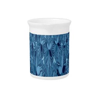 A blend of Blue Drink Pitcher