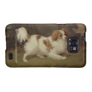 A Blenheim Spaniel c 1820-30 oil on canvas Galaxy S2 Cover