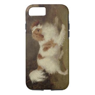 A Blenheim Spaniel, c.1820-30 (oil on canvas) iPhone 8/7 Case