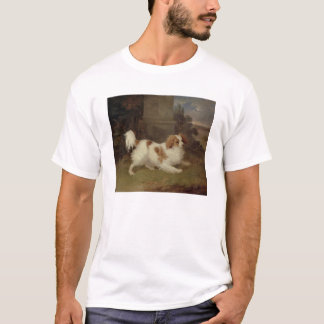A Blenheim Spaniel, c.1820-30 (oil on canvas) T-Shirt