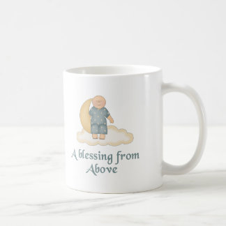 A Blessing From Above (boys) Coffee Mug