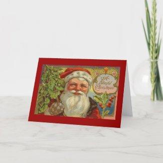 A Blissful Christmas Card
