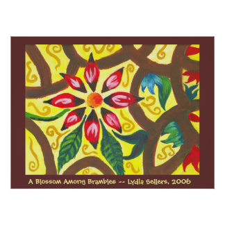 A Blossom Among Brambles (2) Poster