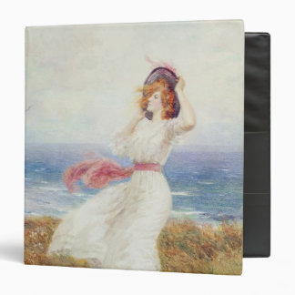 A Blow on the Cliffs 3 Ring Binder