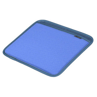 A Blue Denim Look iPad Sleeve