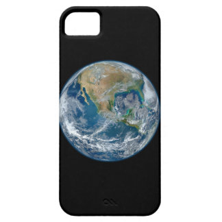 A Blue Marble Image of the Planet Earth iPhone SE/5/5s Case