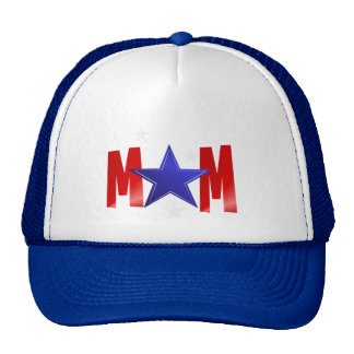 A Blue Star Mom Hats