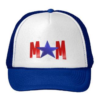 A Blue Star Mom Hats