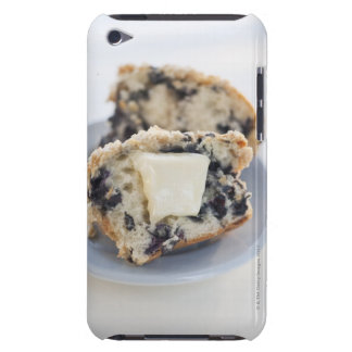 A blueberry muffin with butter barely there iPod case