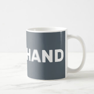 """A """"Blurred"""" In The Hand Puzzle Mug"""