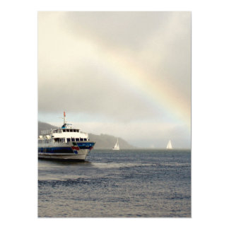 A Boat And A Rainbow Announcement