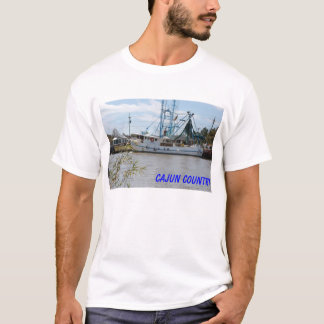 A boat on the Bayou T-Shirt