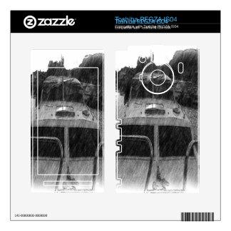 A Boat Skin For Toshiba REGZA