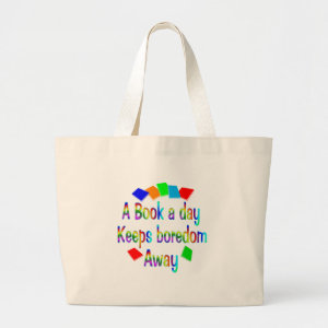 A Book A Day bag