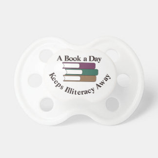 A Book a Day Pacifier