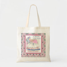 A Book For Baby Tote Bag at Zazzle