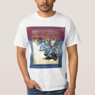 A Borderless Nation is no Nation at All T-Shirt