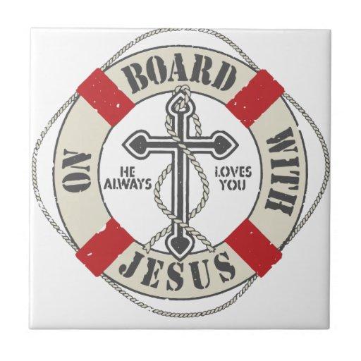 A bordo con Jesús Tejas