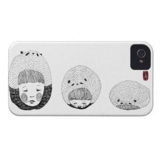 A Bored Panda iPhone 4 Case-Mate Cases