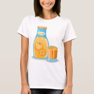 A bottle of orange juice T-Shirt