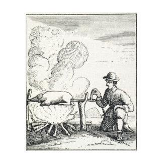 A Boucan Canvas Print