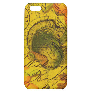 A Bountiful Thanksgiving Cover For iPhone 5C