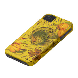 A Bountiful Thanksgiving iPhone 4 Cover
