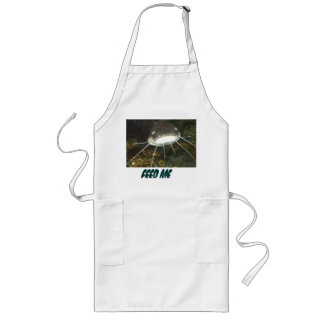A BOUNTY OF FOOD LONG APRON